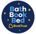 Bath, Book, Bed logo